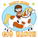 logo pony club gi� ranch pistoia